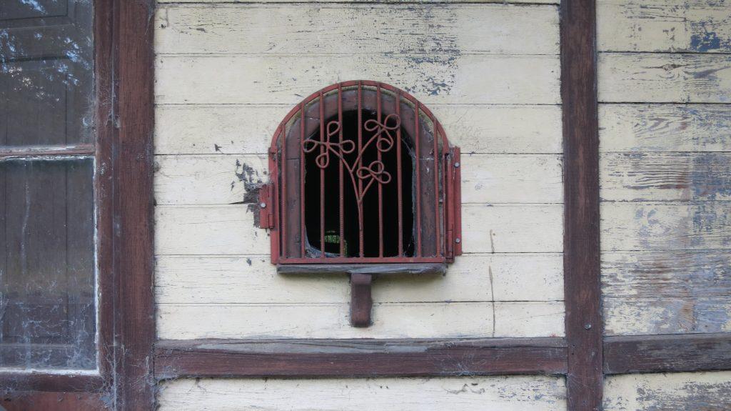 La ventanita de la boleteria