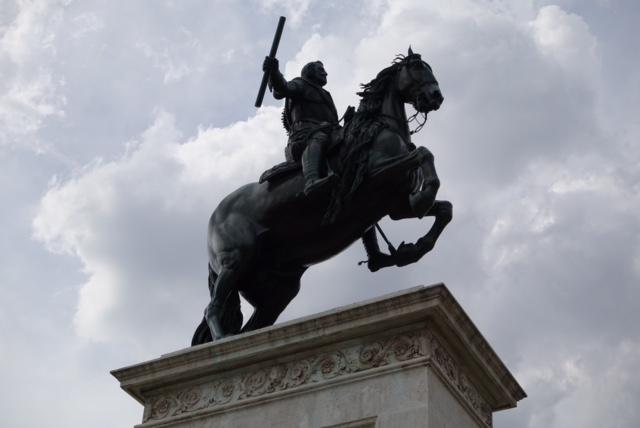 Escultura Felipe IV