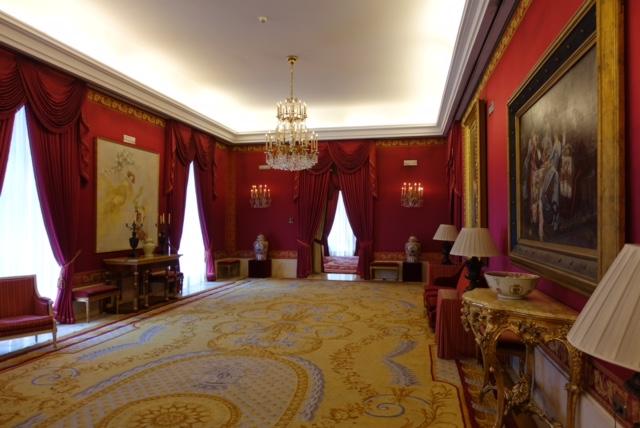 Interior del Palacio Real