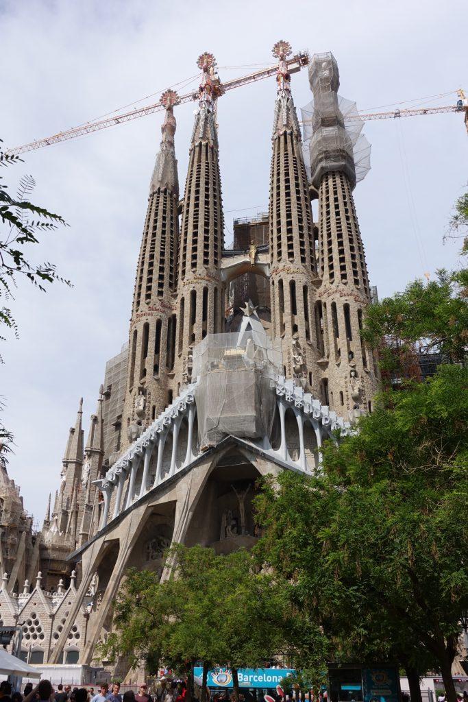 Barcelona - Basilica Sagrada Familia