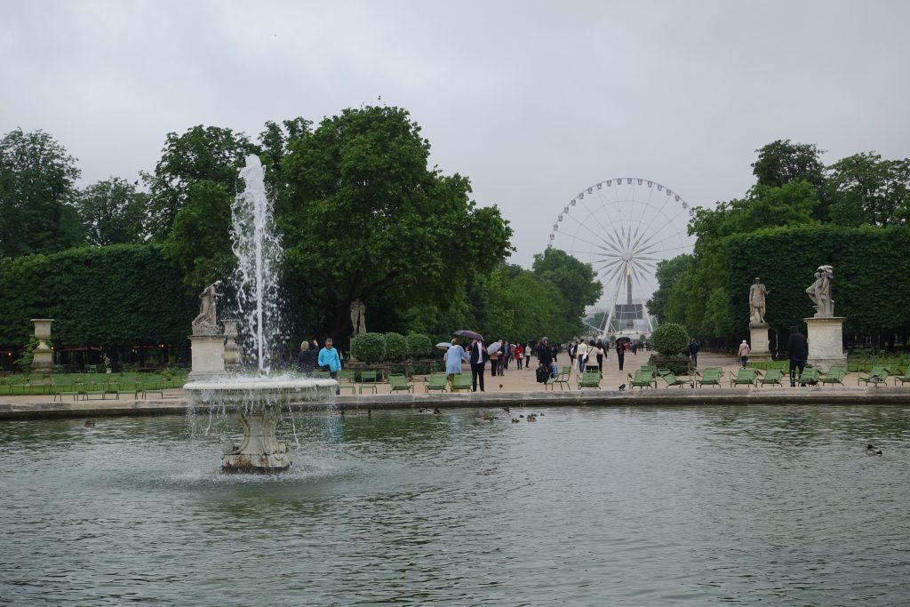 París - Jardín de Tullerías
