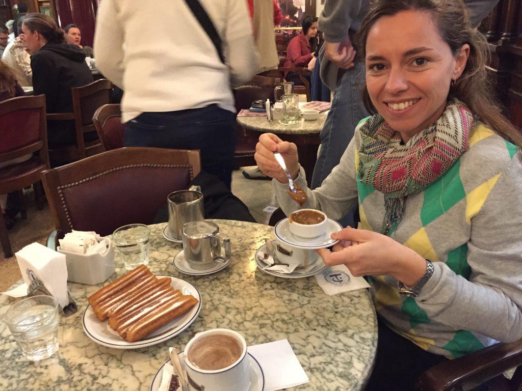 BA - Cafe Tortoni