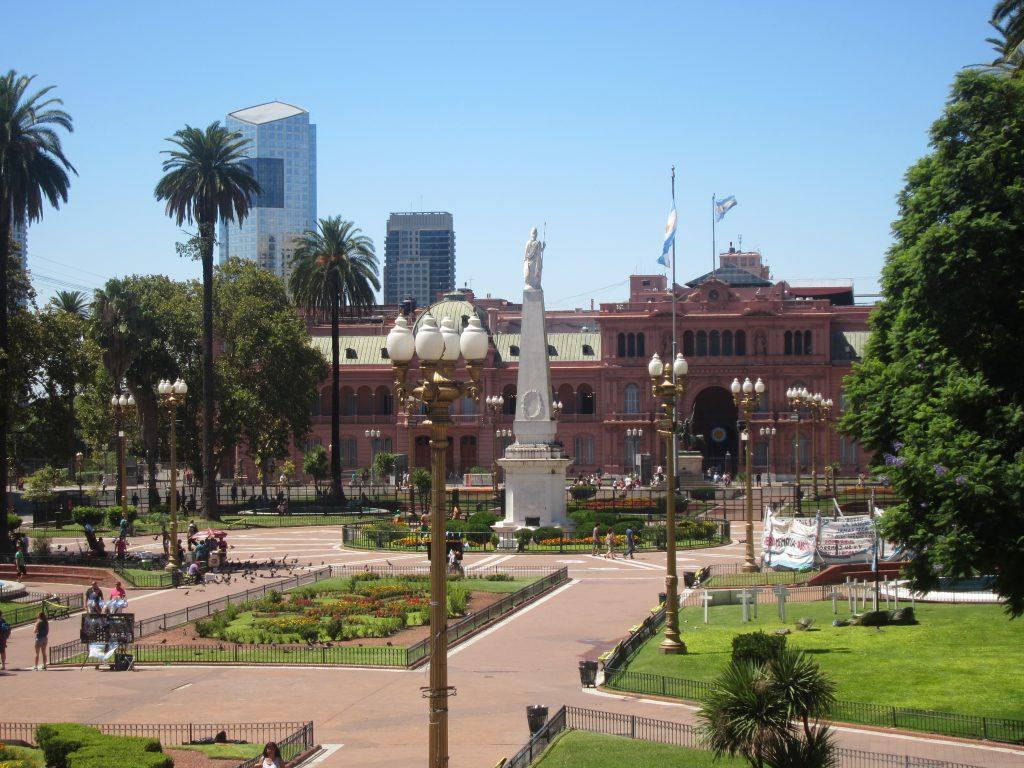 BA - Casa Rosada y Plaza de Mayo