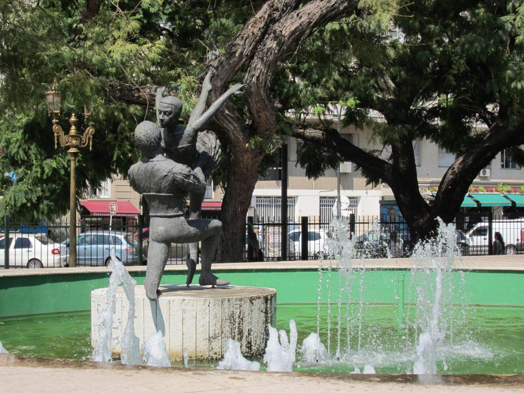 BA - Plaza Lavalle