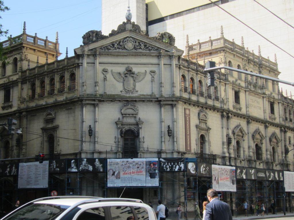 BA - Teatro Cervantes