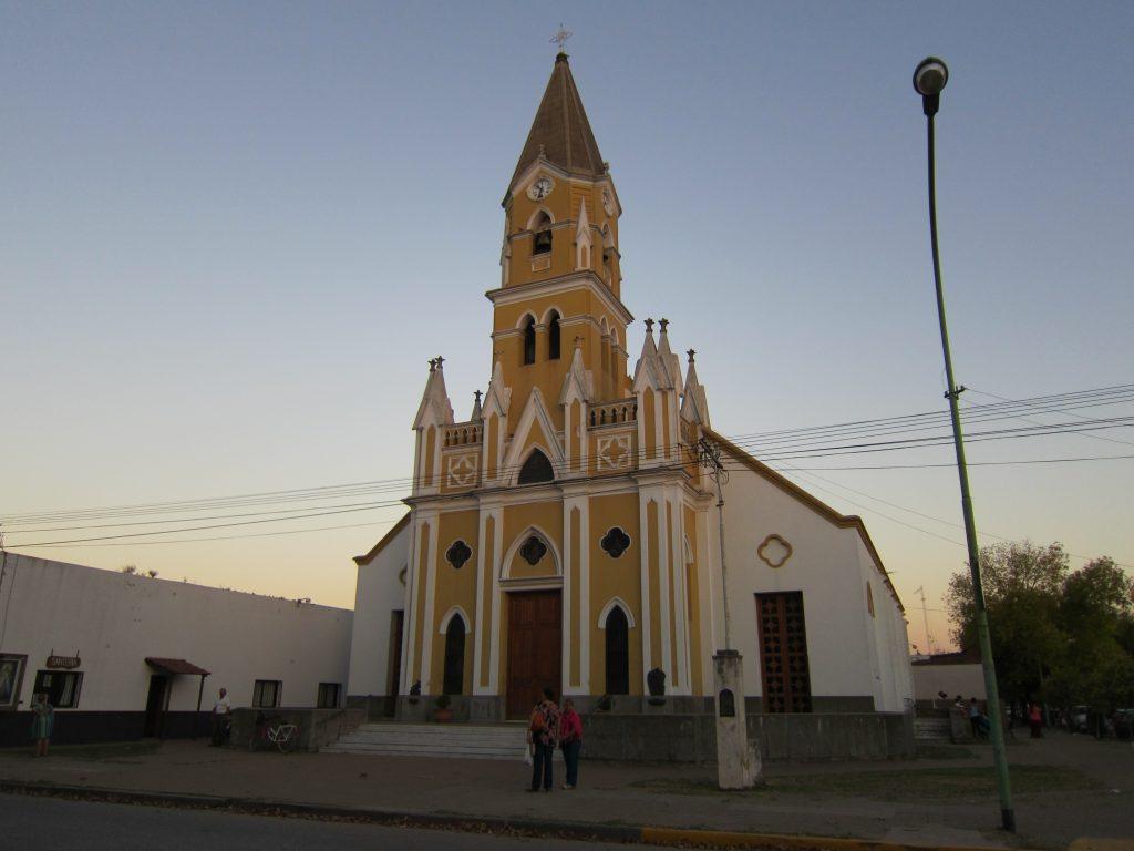Escapada a Suipacha, Buenos Aires
