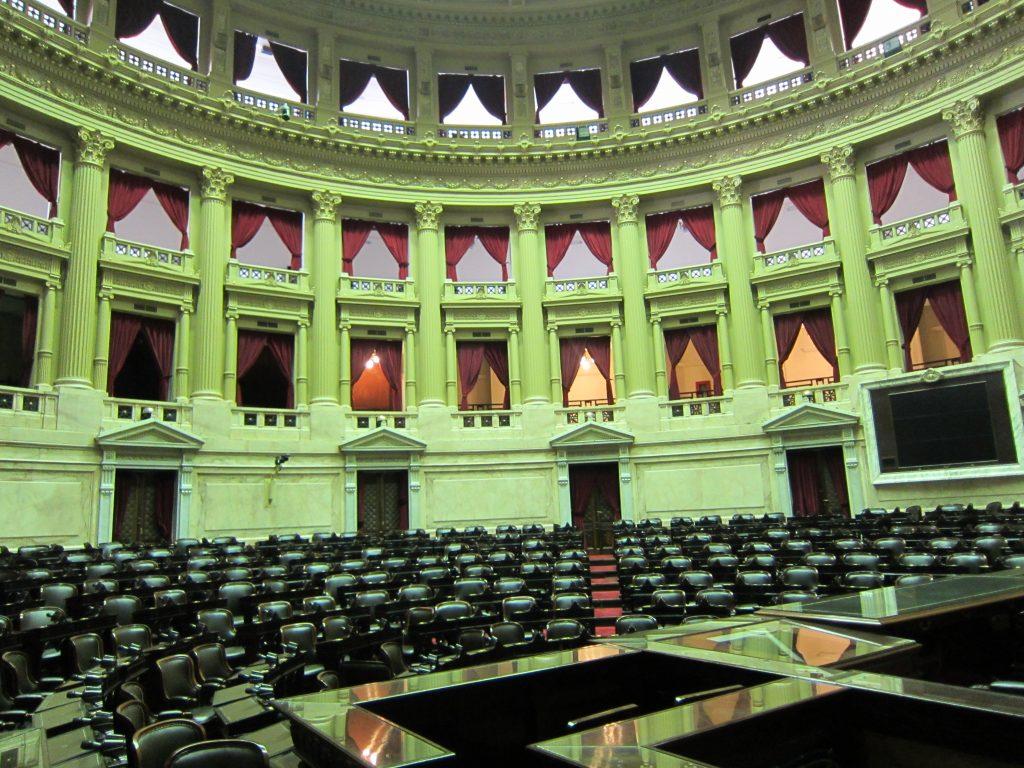 BA - Congreso de la Nación
