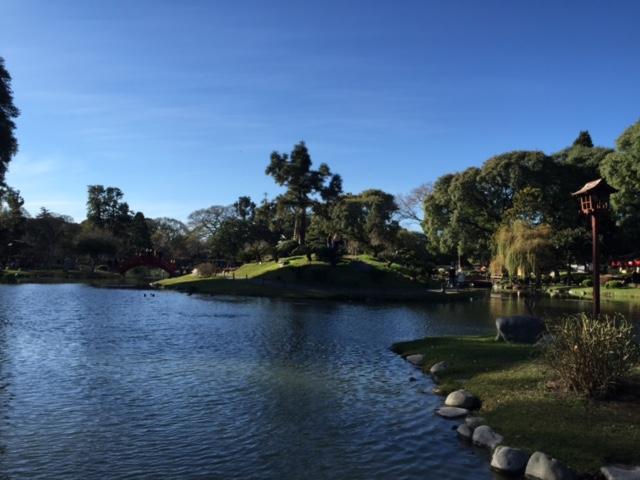 Rocas, islas, agua, puente (de Dios), de todo un poco.