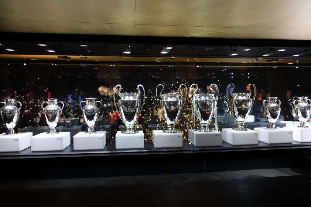 Las 13 Copas de Europa