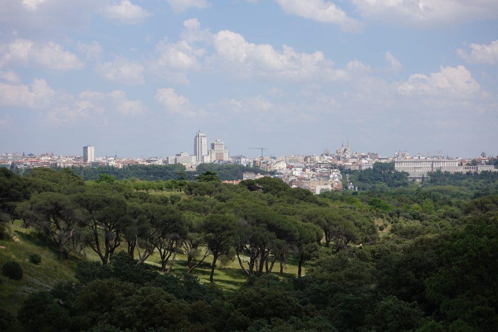 Teleférico, Madrid