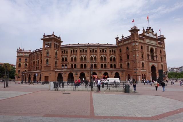 Plaza de Toros y las Ventas