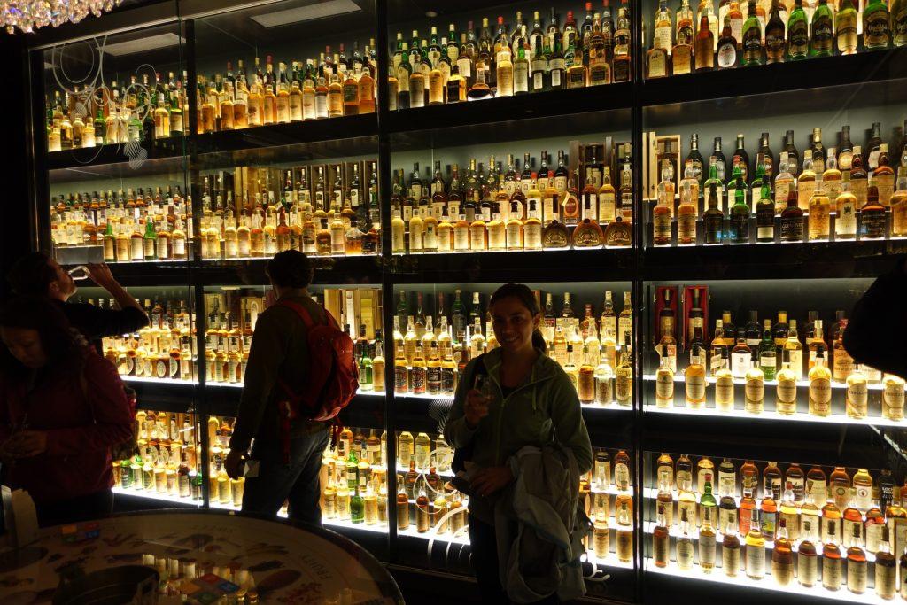 Experiencia del Whisky en Edimburgo