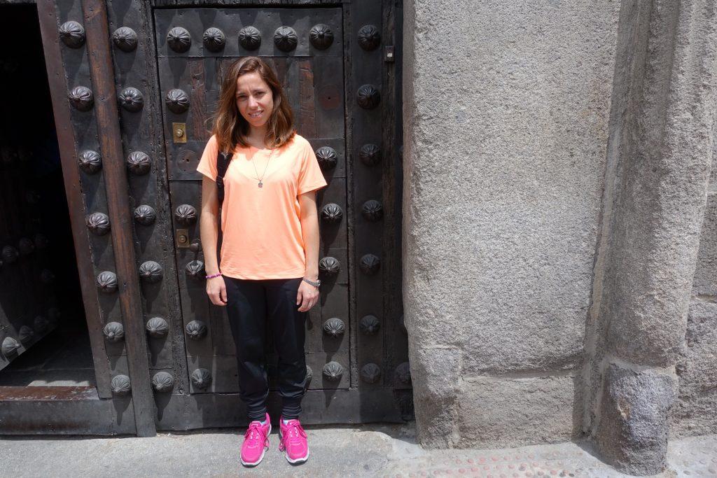 Puerta del Monasterio de las Descalzas Reales, Madrid