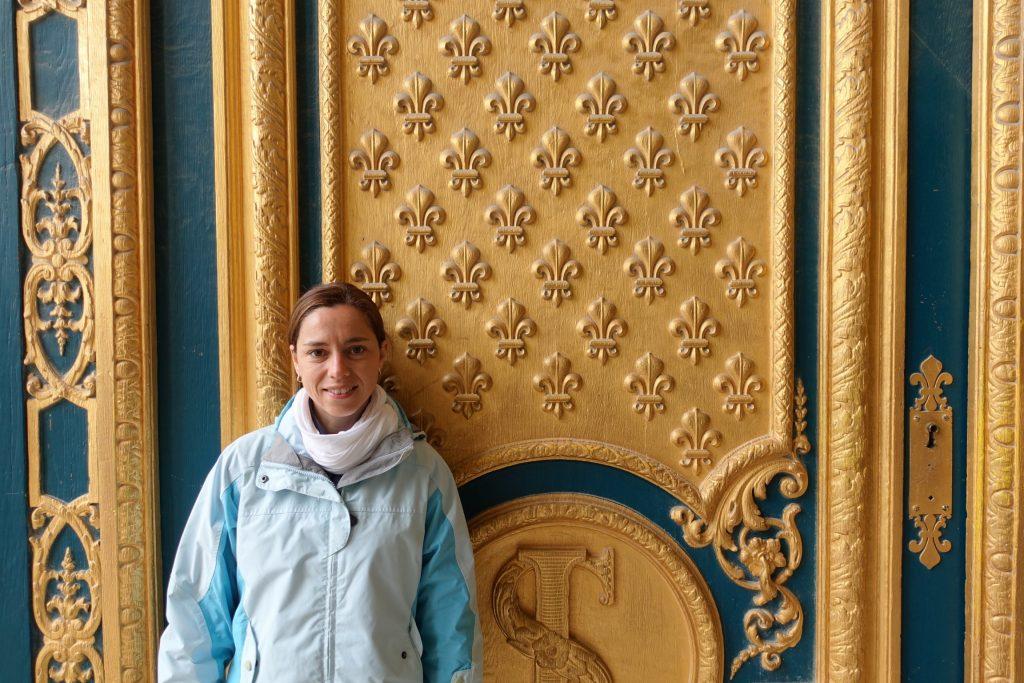 Puerta del Palacio Nacional de los Inválidos, París