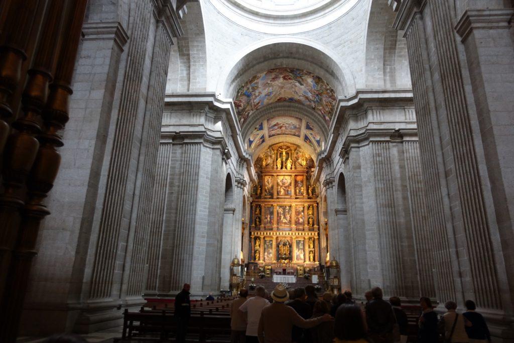 Basílica del Monasterio del Escorial