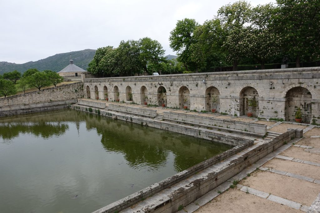 Jardines del Monasterio del Escorial