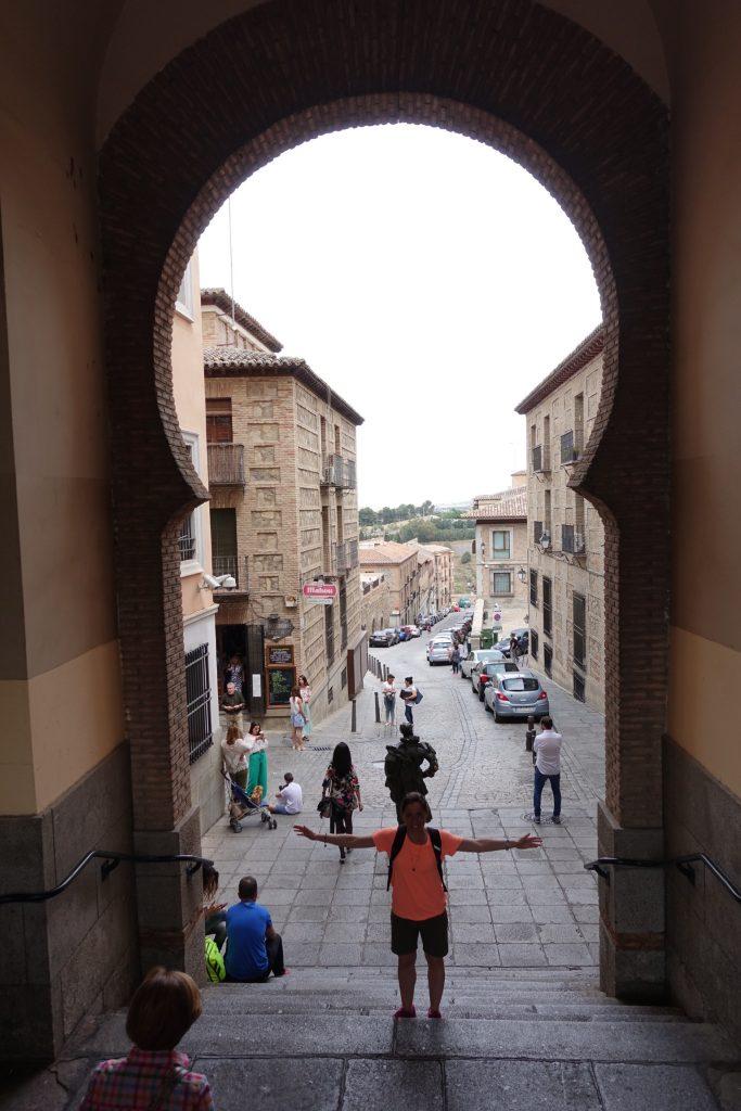 Toledo - Arco de la Sangre