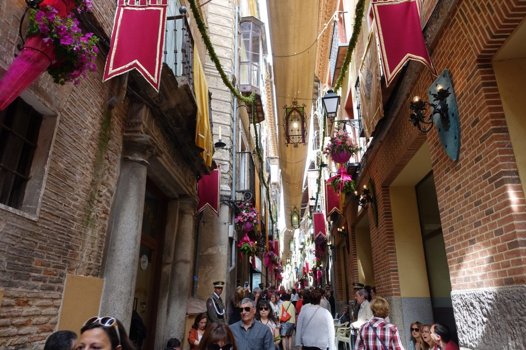 Toledo - Corpus Christi