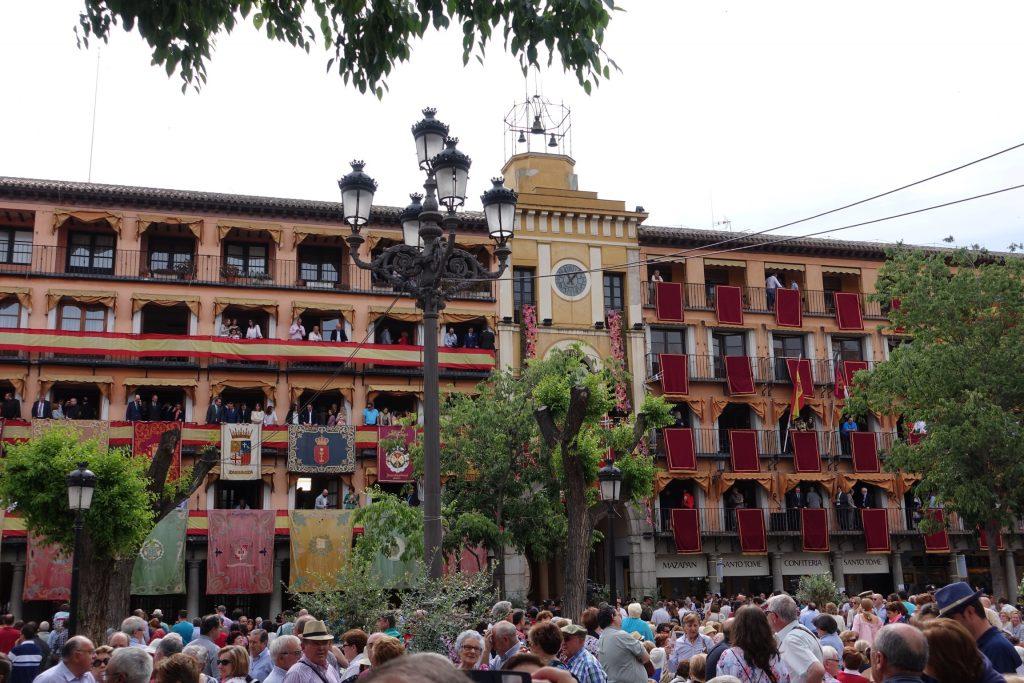 Toledo - Plaza Zocodovel