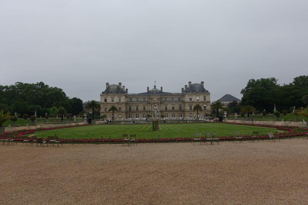París - Jardines de Luxemburgo