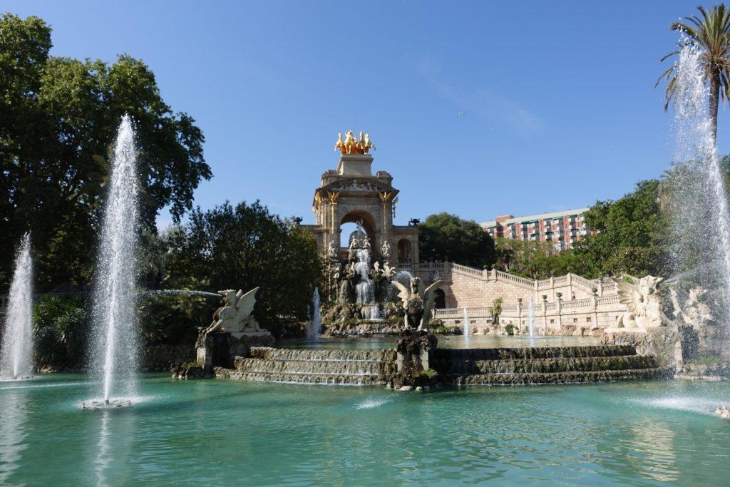 Barcelona - Parque de la Ciudadela