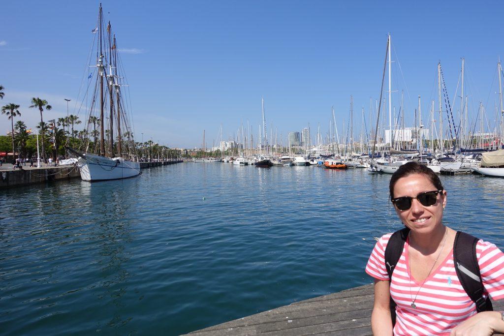 Barcelona - Puerto