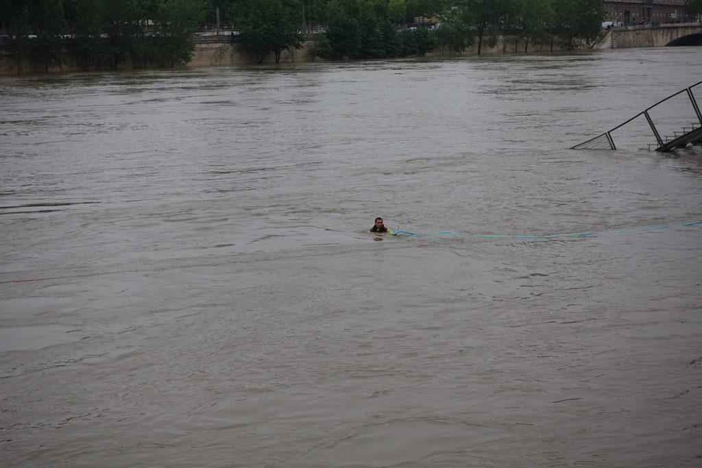 Paris - Inundación