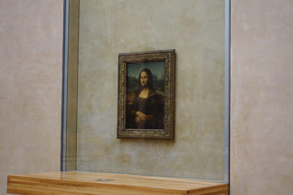 La Gioconda - Mona Lisa, de Leonardo Da Vinci
