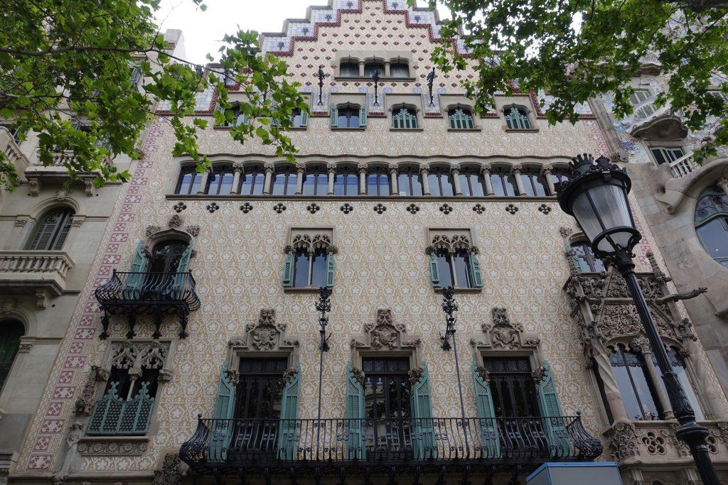 Casa Amatller de Josep Puig Cadafalch