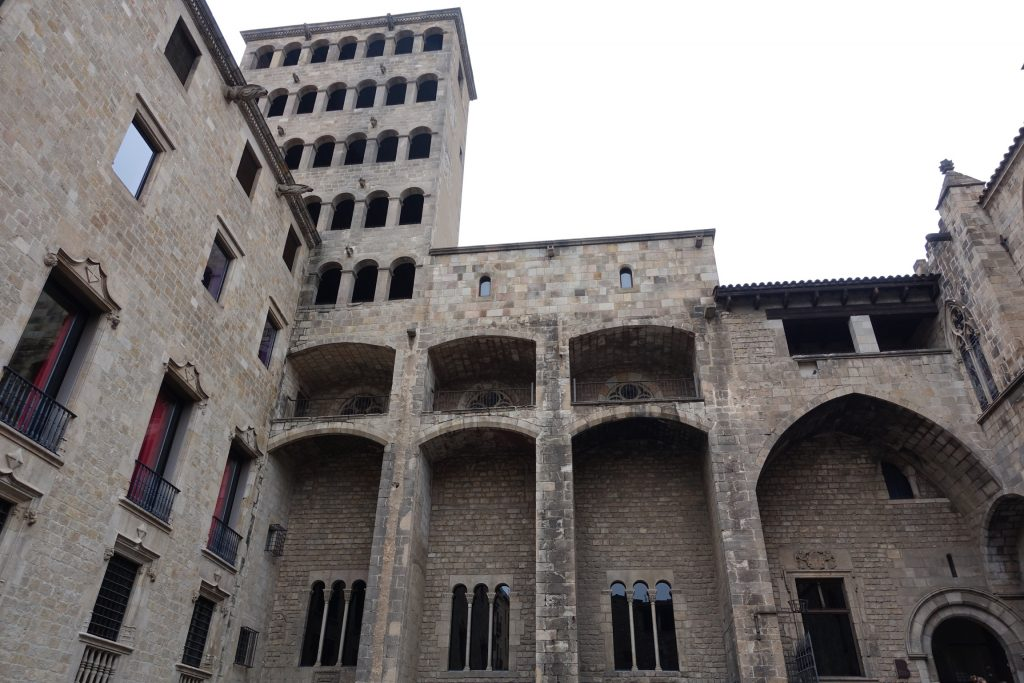 Barcelona - Palacio Real