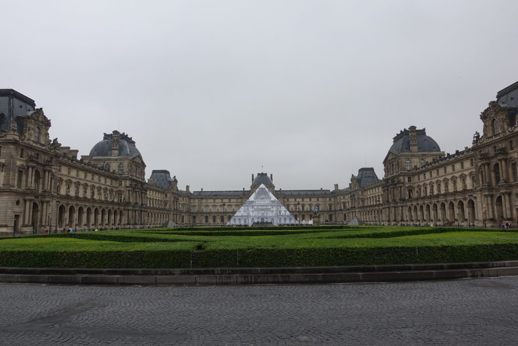París - Museo Louvre
