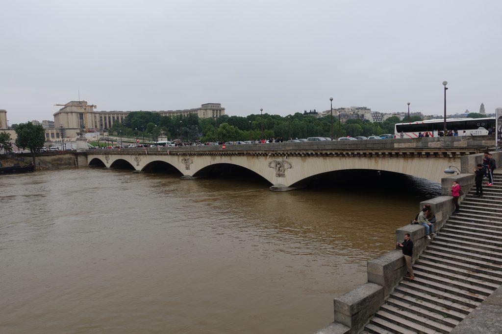 París - Puente de Jena