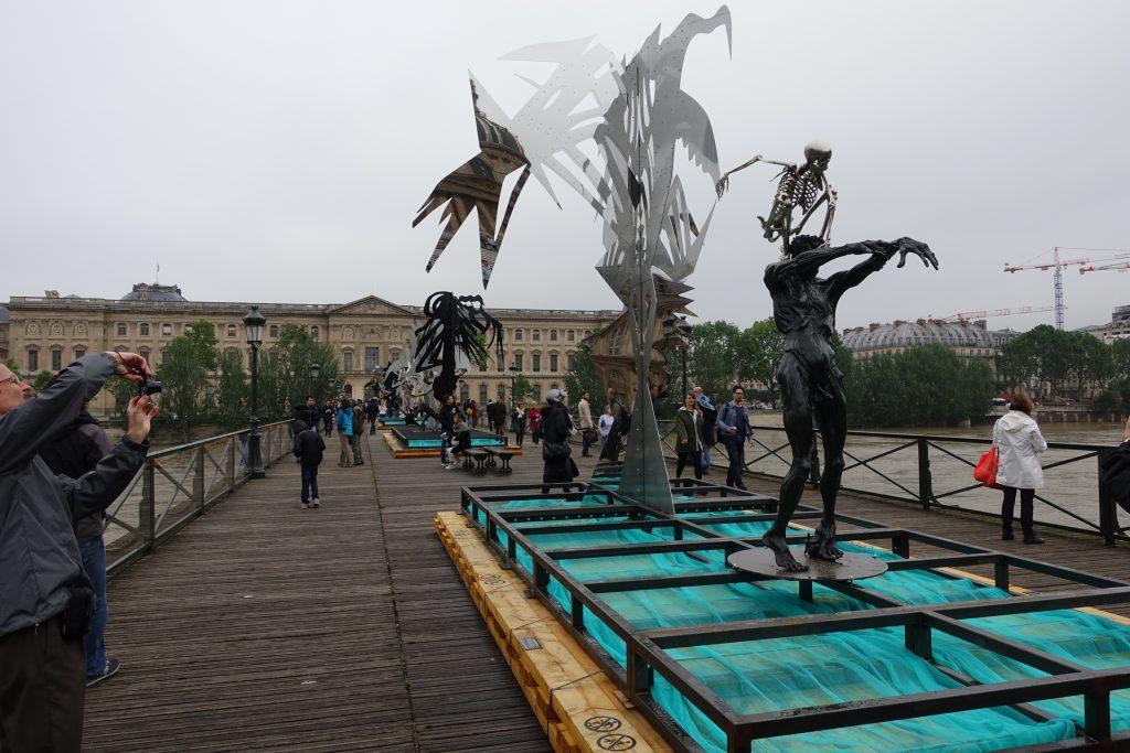 París - Puente de las Artes