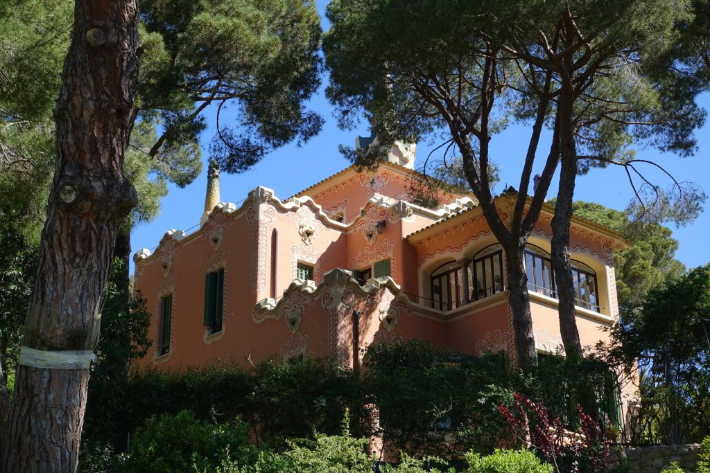 Park Güell - Casa Museo