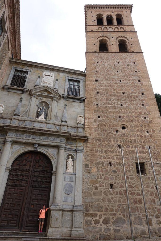 Toledo - Iglesia de Santo Tome
