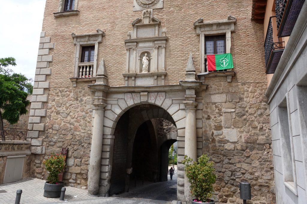 Toledo - Puerta de Cambron