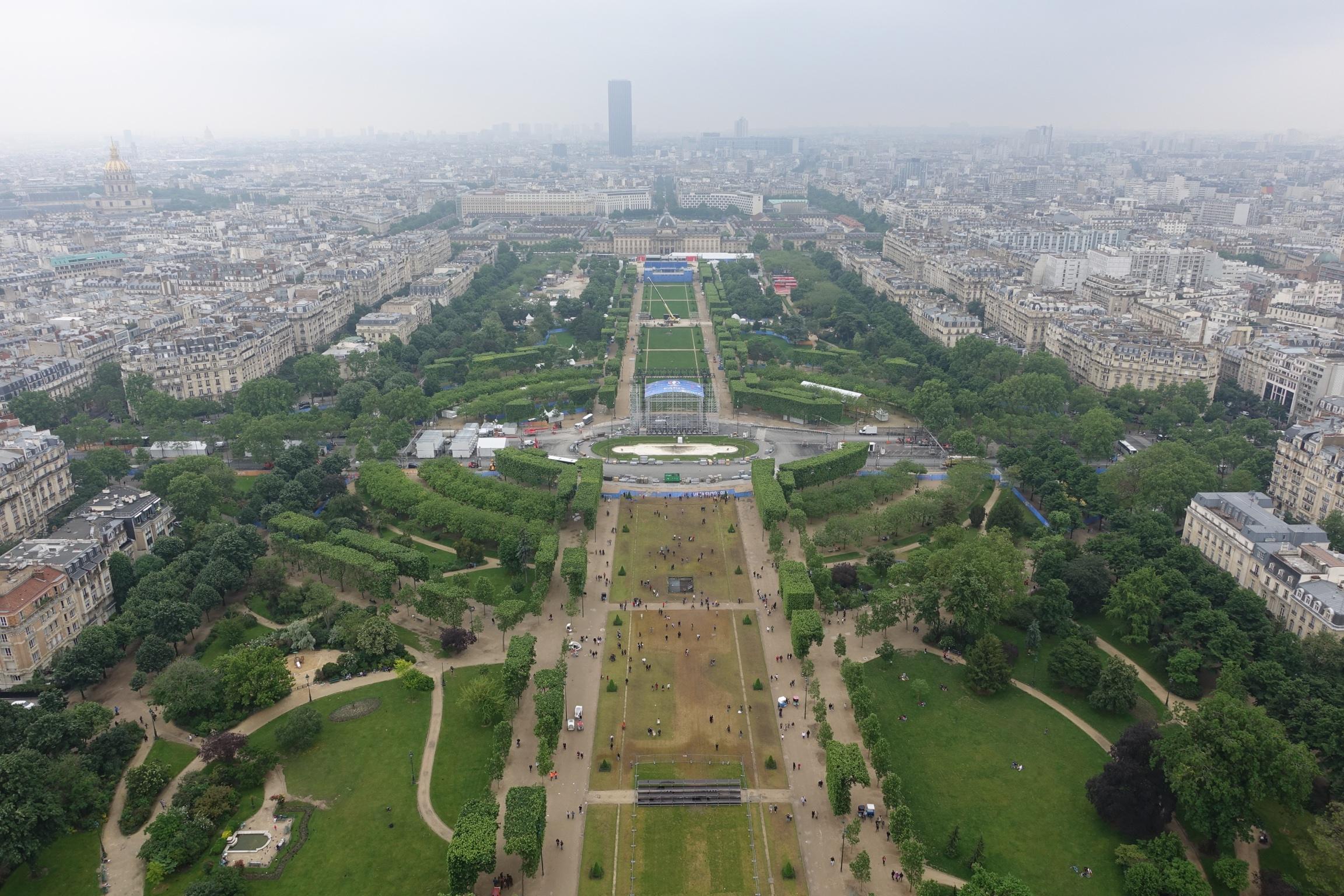 París - Ascenso a la Torre Eiffel - Piso 2