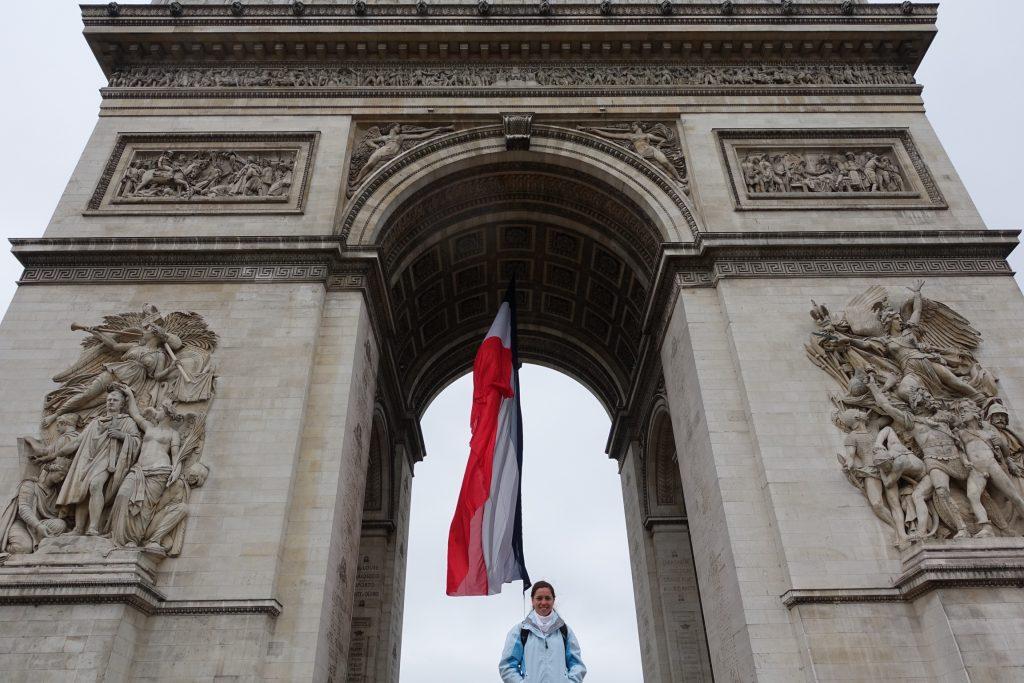 París - Arco del Triunfo