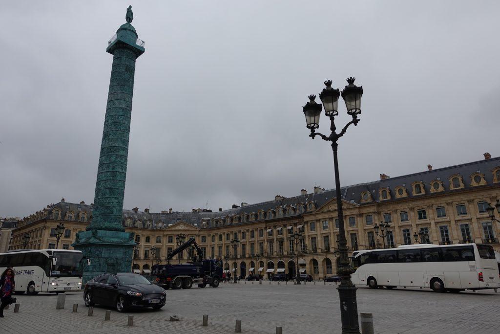 París - Plaza Vendome