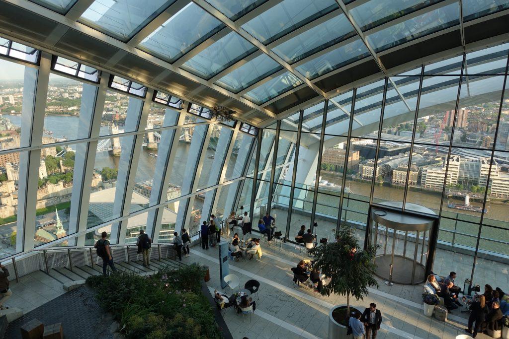 Londres - Sky Garden