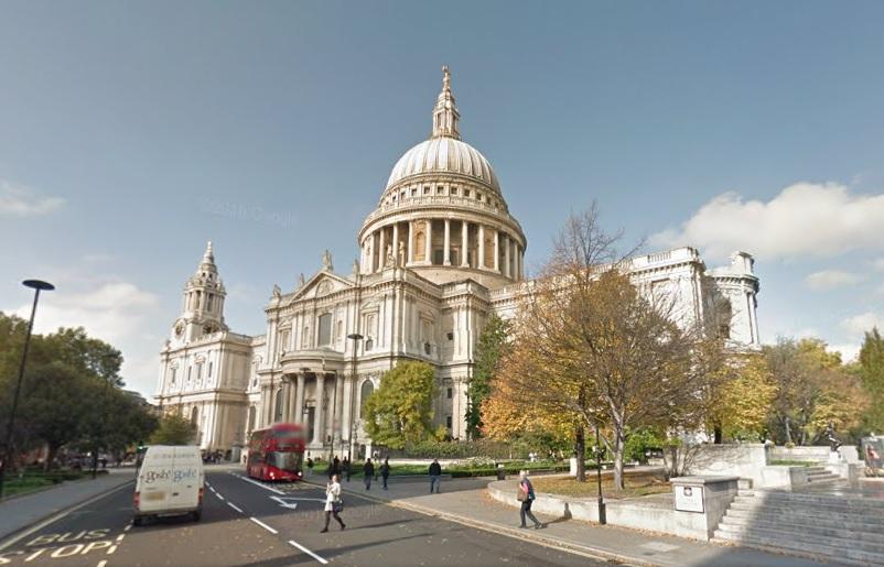 Londres - Catedral de San Pablo
