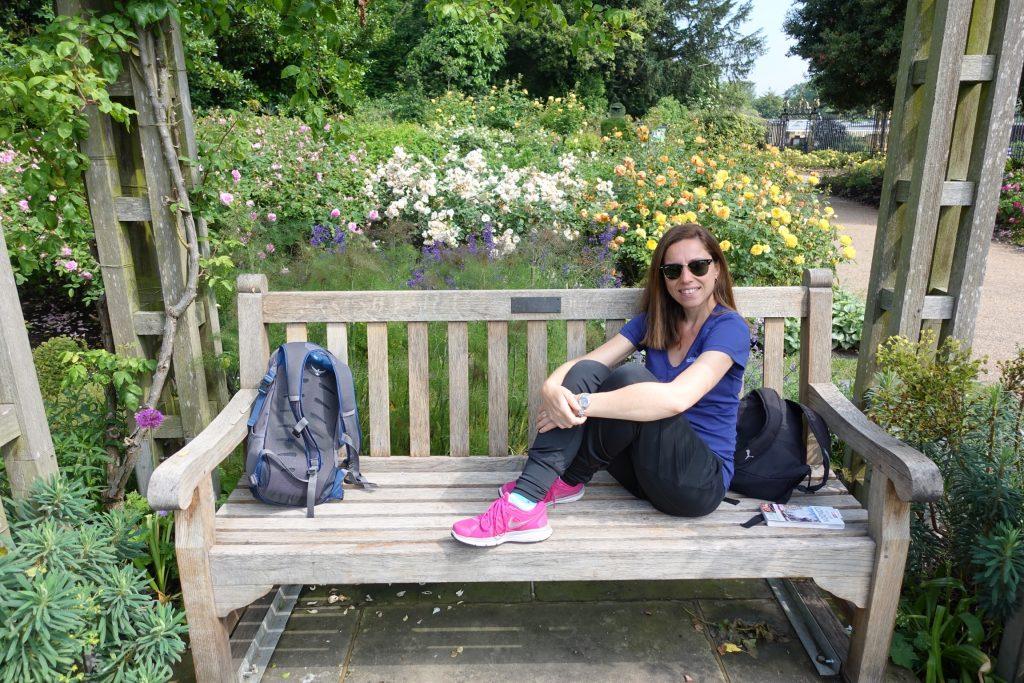 Londres - Parque Regent