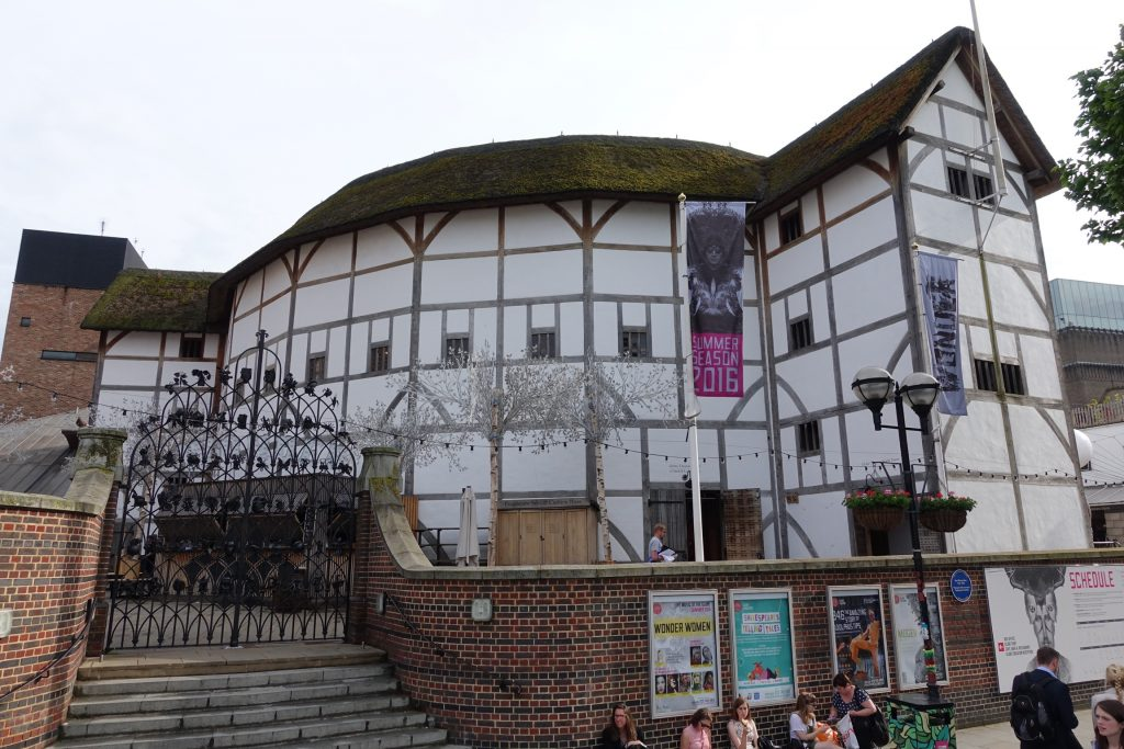 Londres - Shakespeare Globe