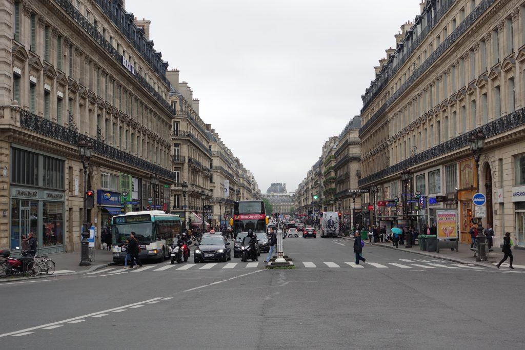 París - Avenida de la Opera