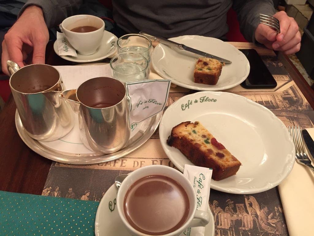 París - Café Le Flore