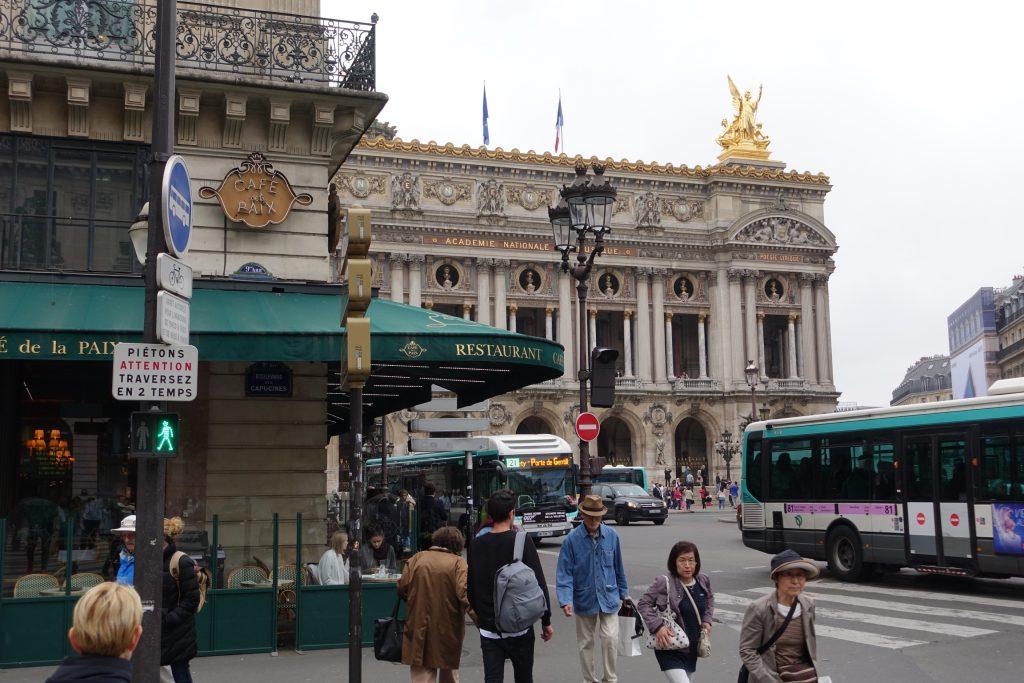 París - Cafe de la Paix