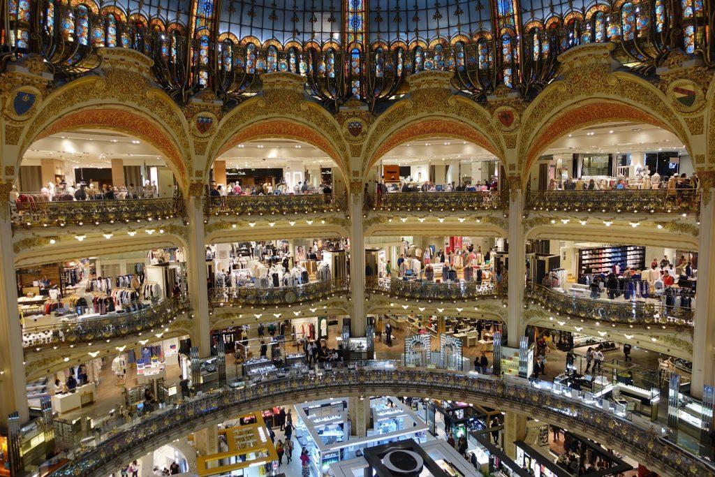 París - Galerias Lafayette
