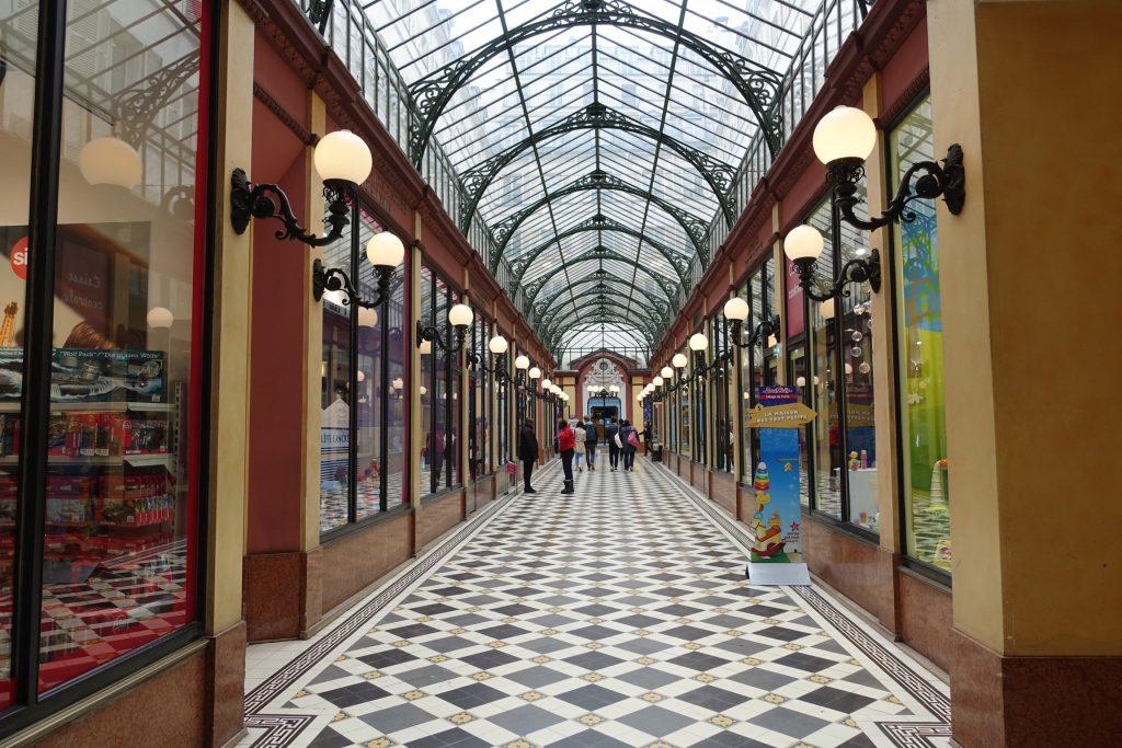 París - Pasaje de los Príncipes