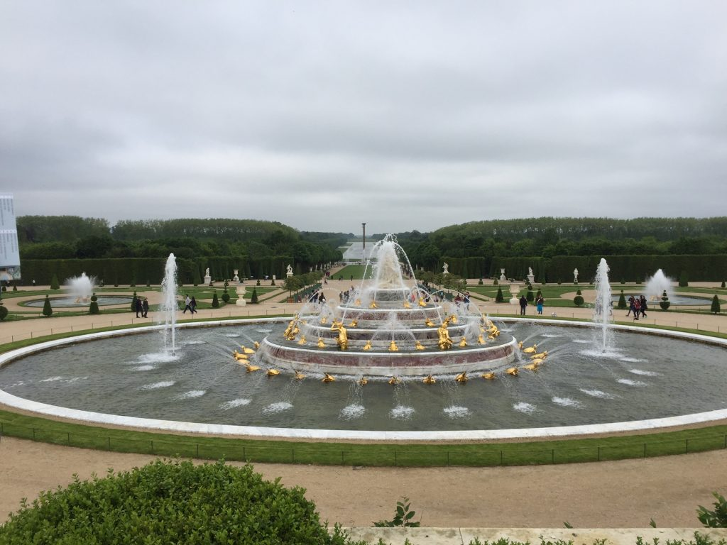 Versalles - Fuente Latona
