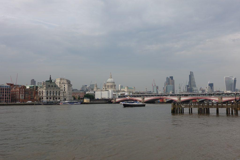 Londres - Puente Blackfriars